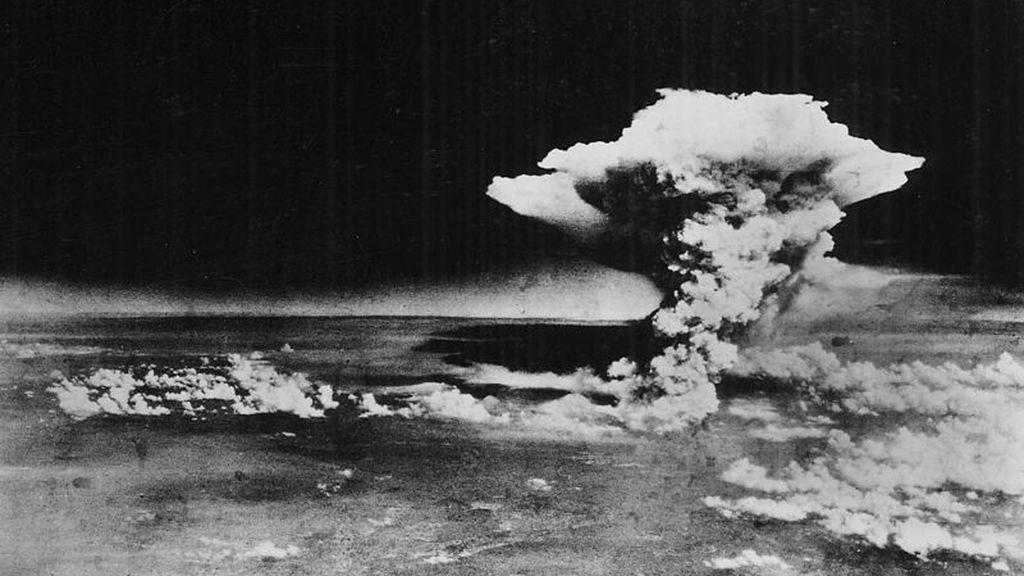 Hace 75 años del lanzamiento de la bomba atómica sobre Hiroshima.