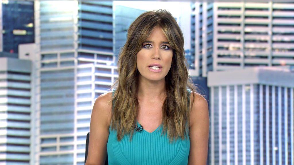 Con Isabel Jiménez Informativos Telecinco 2020 Mediodía 06/08/2020
