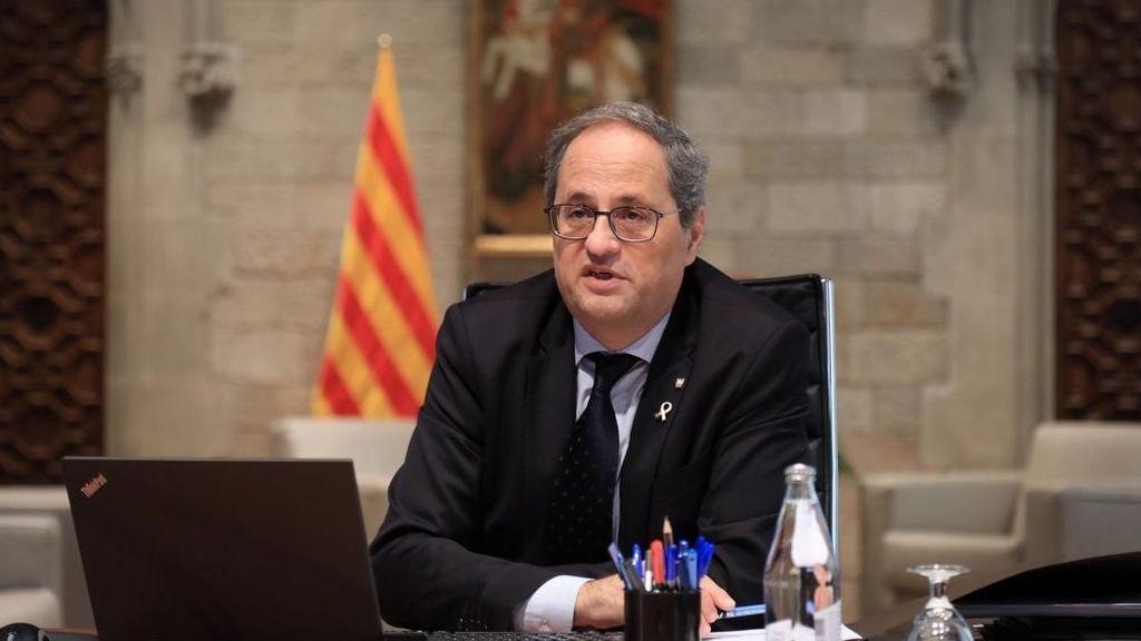 Torra llevará al Constitucional el acuerdo de la FEMP sobre el uso de los remanente de los ayuntamientos