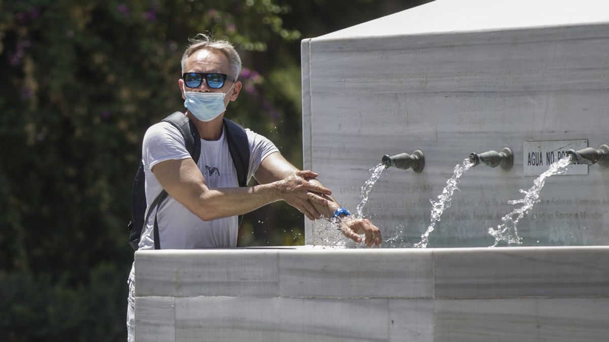 España se calienta: julio de 2020 ha sido el más cálido desde que hay registros