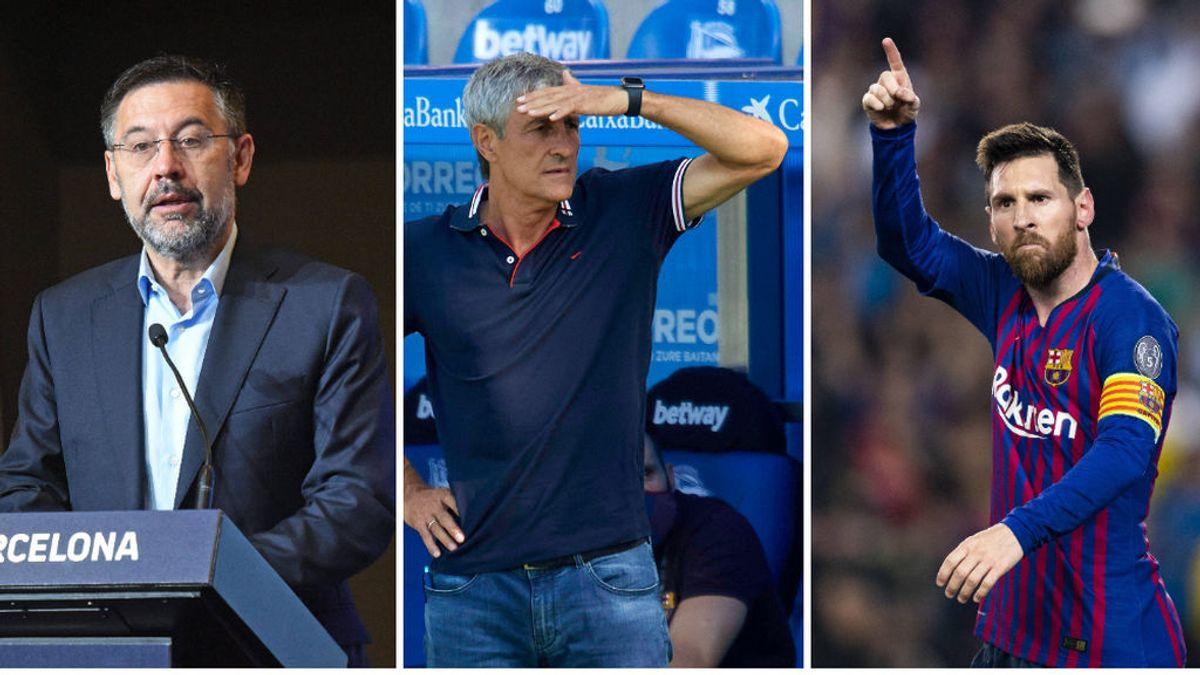 """Bartomeu presume de un 'Barça renovado' y da la clave: """"Hemos hecho autocrítica positiva entre todos"""""""