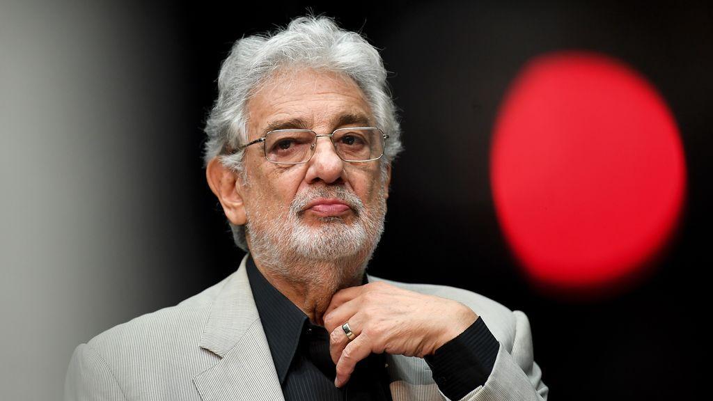 """Plácido Domingo: """"No he abusado de nadie. Lo repetiré mientras viva"""""""