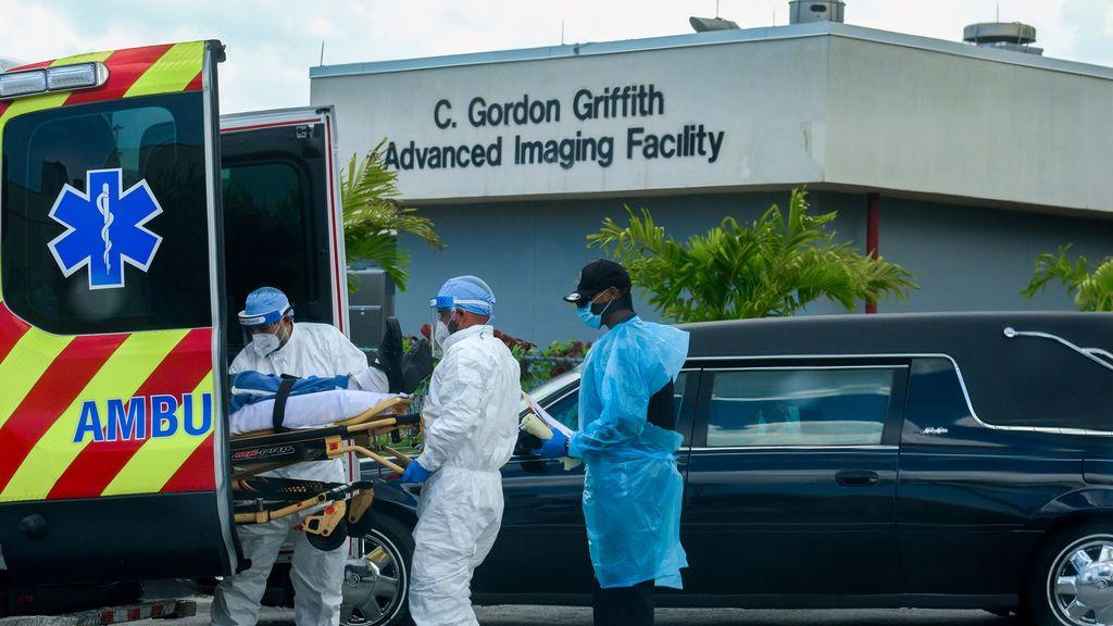 EEUU rebasa las 160.000 muertes por coronavirus