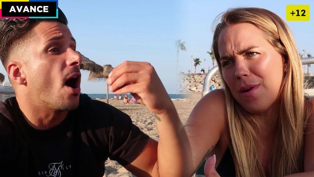 Avance | Yoli y Jorge tienen su primera bronca tras irse a vivir juntos