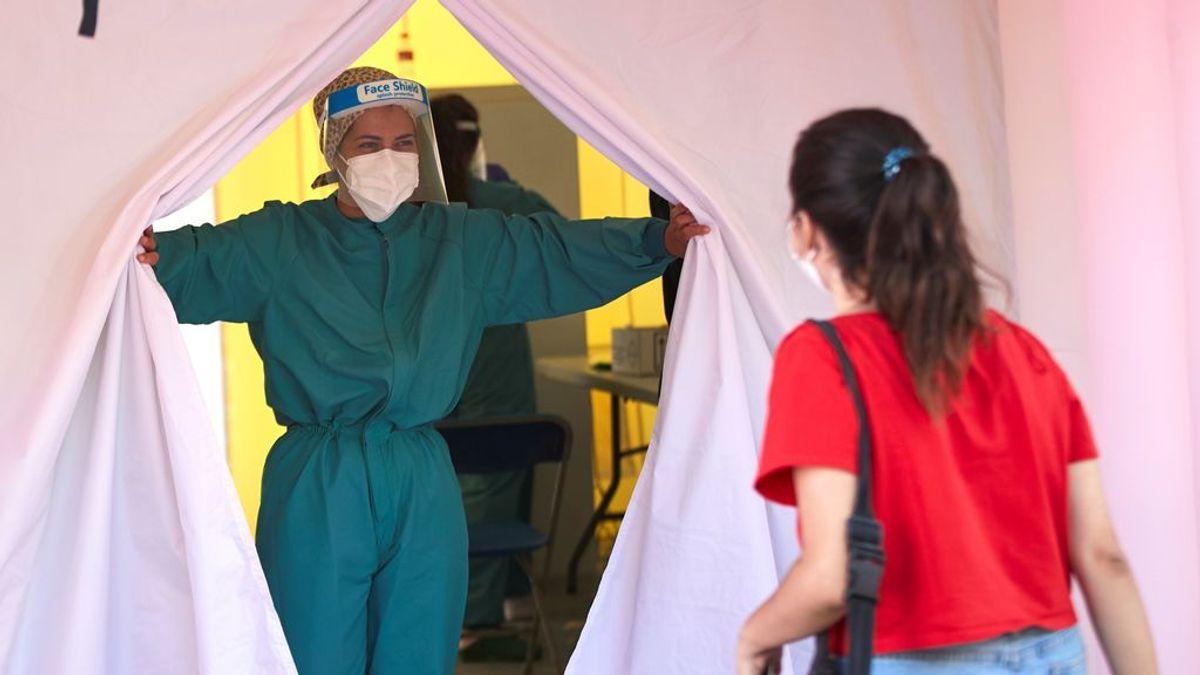 Última hora del coronavirus: Sanidad registra 1.895 nuevos casos en las últimas 24 horas, casi 200 más que ayer