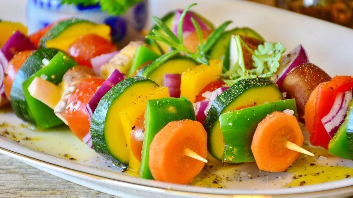 Consejos para hacer bien una parrillada de verduras
