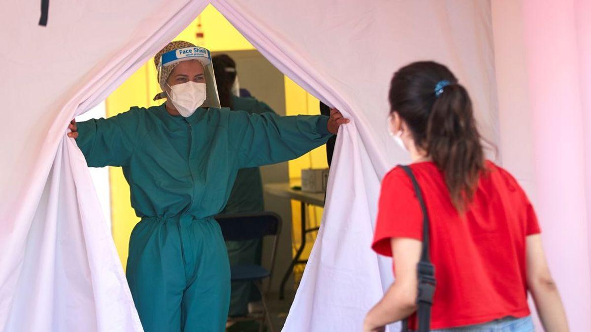 Sanidad notifica nuevos casos de coronavirus en España