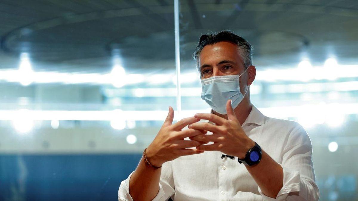 """Carlos Novillo, jefe del 112 de Madrid, sobre la crisis del coronavirus: """"Vivimos lo más parecido a una guerra"""""""