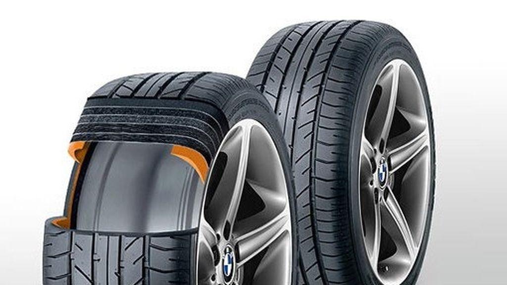 Neumáticos recahuchutados