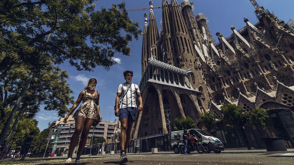 Cataluña contiene la pandemia con XXXX nuevos contagios