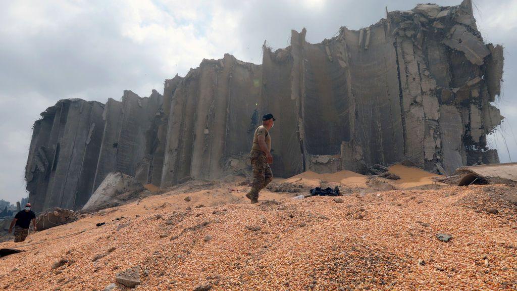"""Líbano no descarta """"la interferencia externa"""" en la explosión del puerto de Beirut"""