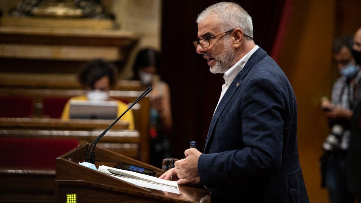 """La oposición del Parlament responde a los """"esperpentos"""" de Torra: """"Votar la abdicación del rey es como pedir abolir la Generalitat"""""""