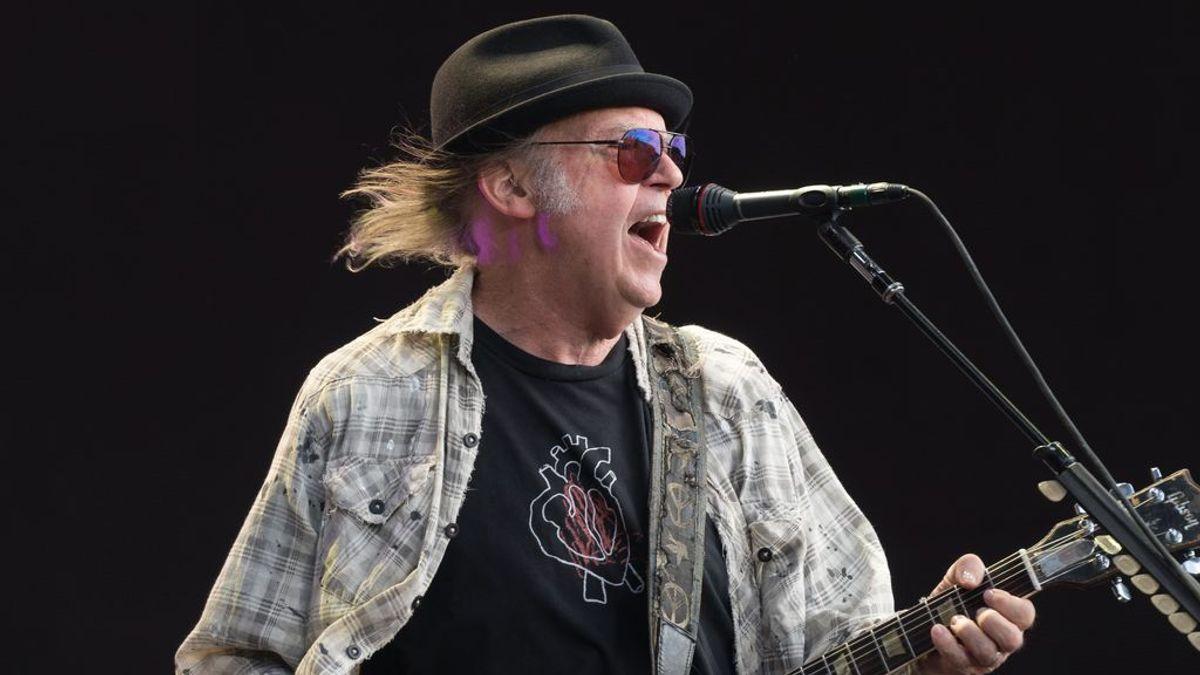 """Neil Young demandará a Trump: """"no permitiré que mi música se utilice para una campaña antiamericana de odio"""""""