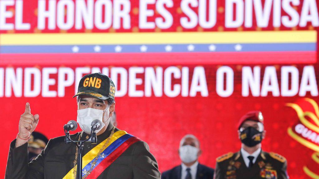Maduro intenta una nueva mediación con los noruegos