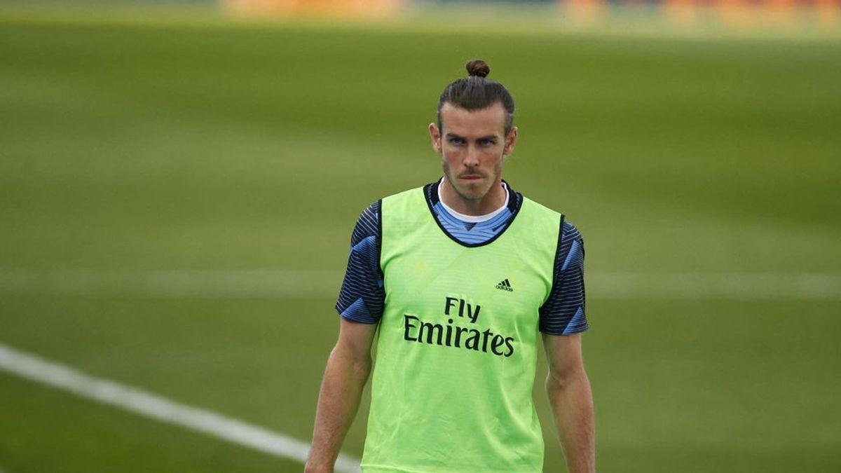 Gareth Bale se negó a viajar a Manchester sabiendo que iba a estar de nuevo en la grada