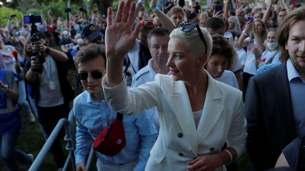 Tres mujeres contra el último dictador de Europa
