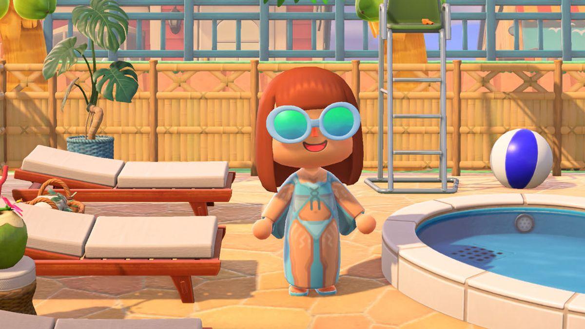 Animal Crossing body positive