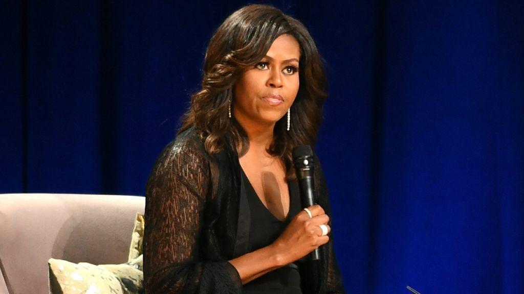 """Michelle Obama anuncia que sufre depresión: """"Me despierto en medio de la noche preocupada"""""""
