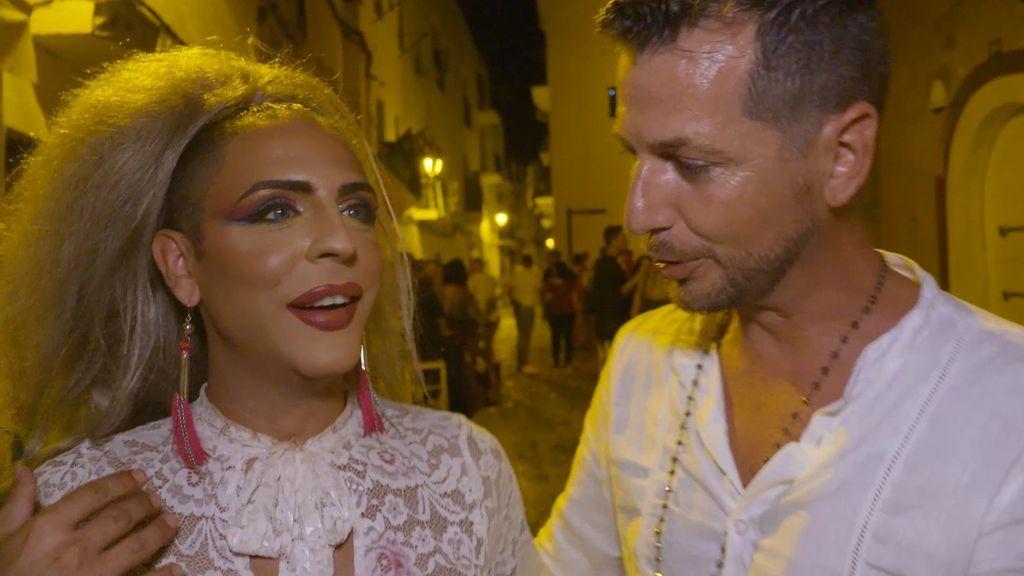 La fiesta LGTBI en Ibiza