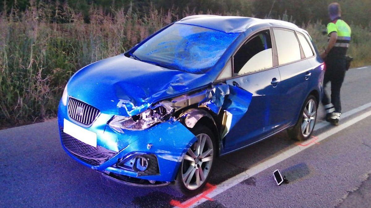 Libertad con cargos para el conductor que atropellaba a cinco ciclistas causando la muerte de uno de ellos