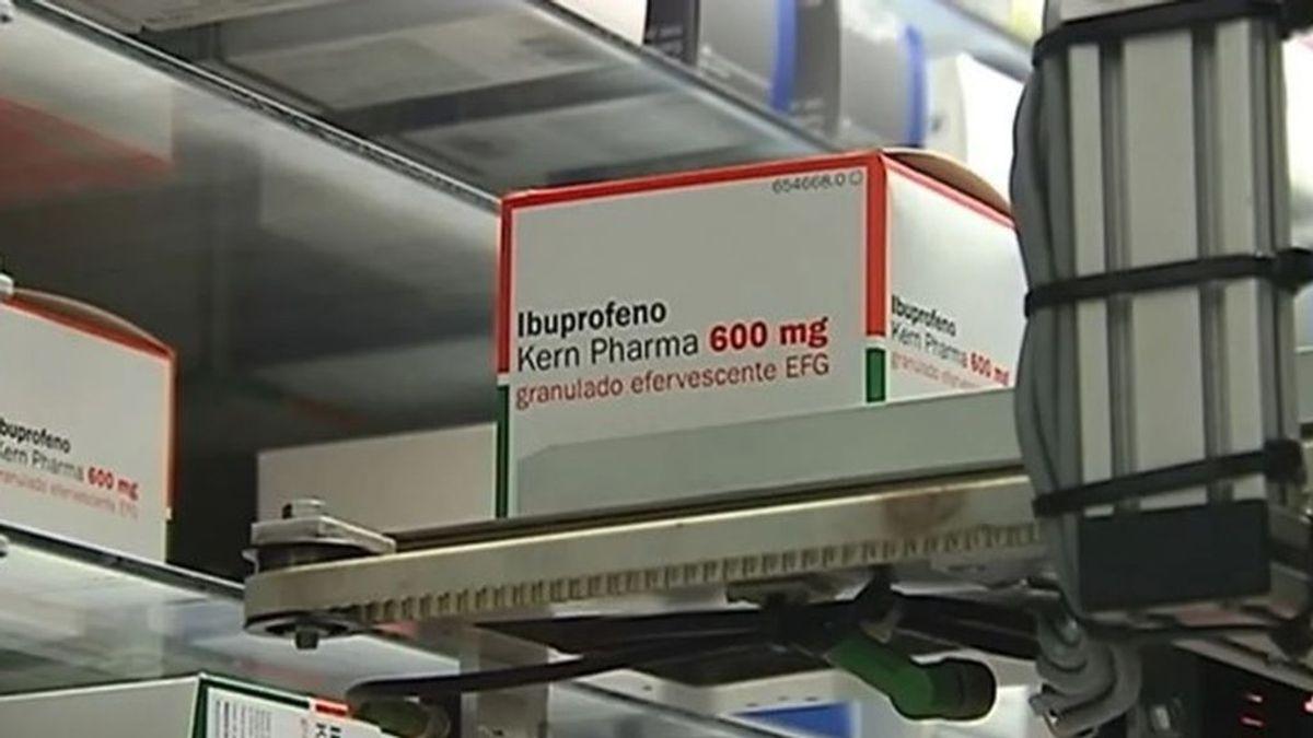 Un tratamiento con ibuprofeno inhalado revirtió casos graves de coronavirus
