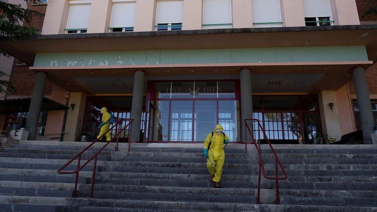 Mueren dos ancianas más de la residencia de Burbáguena en el hospital