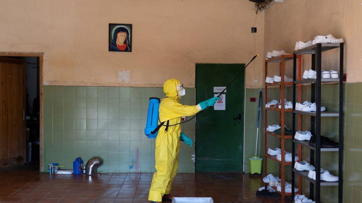 El coronavirus vuelve a entrar en las residencias: ya han fallecido más de 27.000 usuarios durante la pandemia
