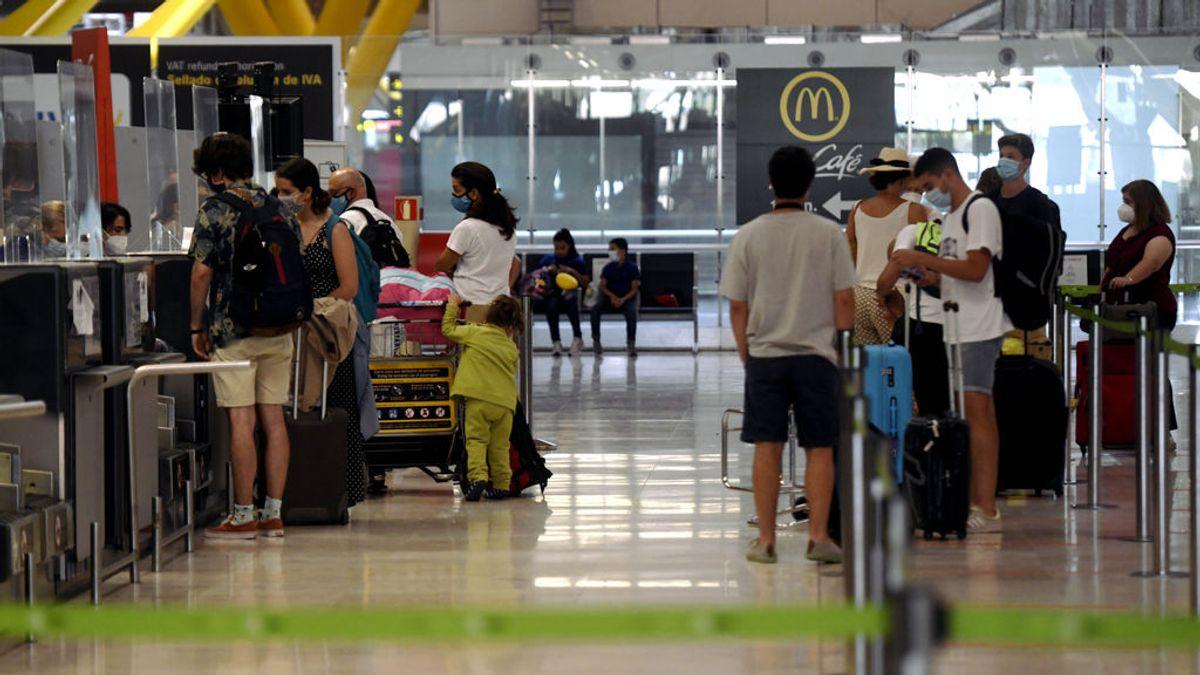 Casi la totalidad de países Schengen recomiendan no viajar a España