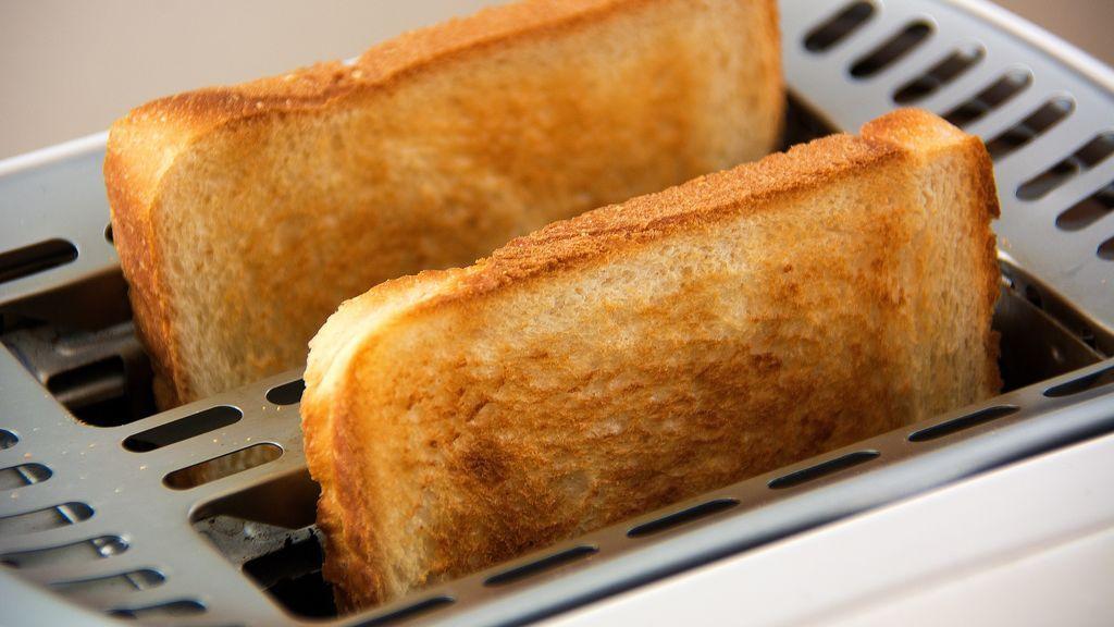 Consejos para limpiar una tostadora