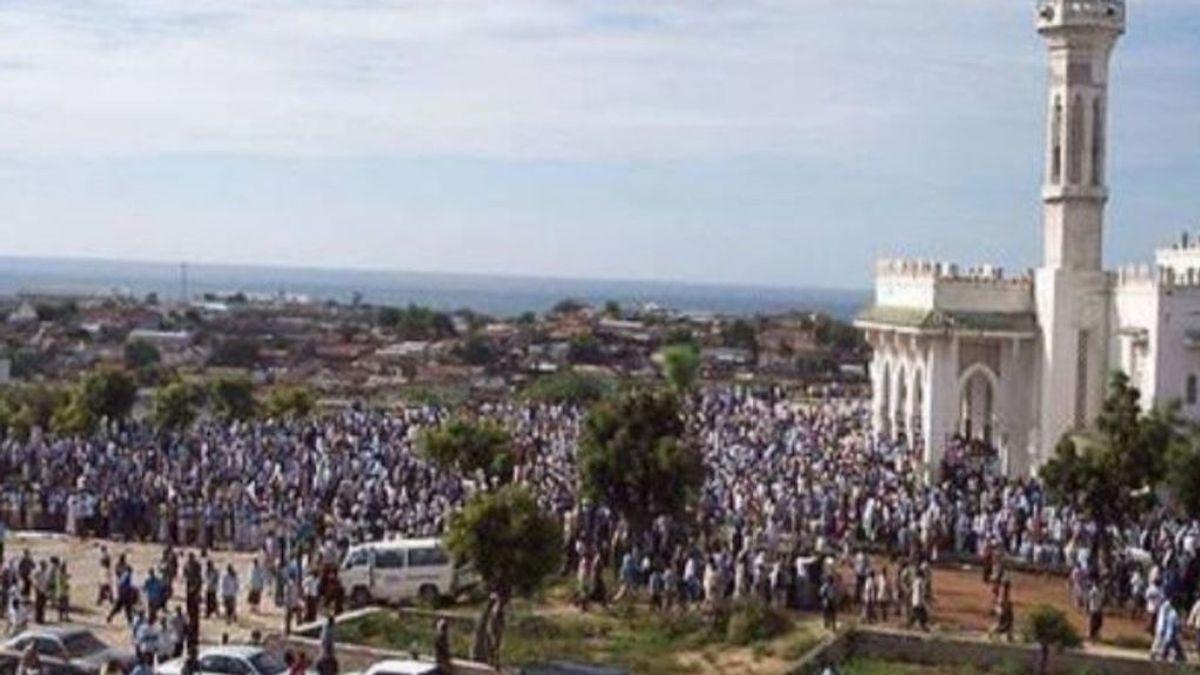 Un atentando suicida deja ocho muertos y catorce heridos cerca de una base militar en Mogadiscio