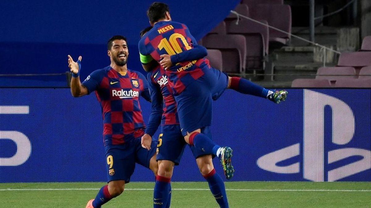 El Barça no concede el beneficio de la duda y pasa a cuartos con una contundente victoria (3-1)