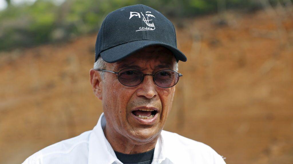 Luis Motta Dominguez, ministro de electricidad de Venezuela