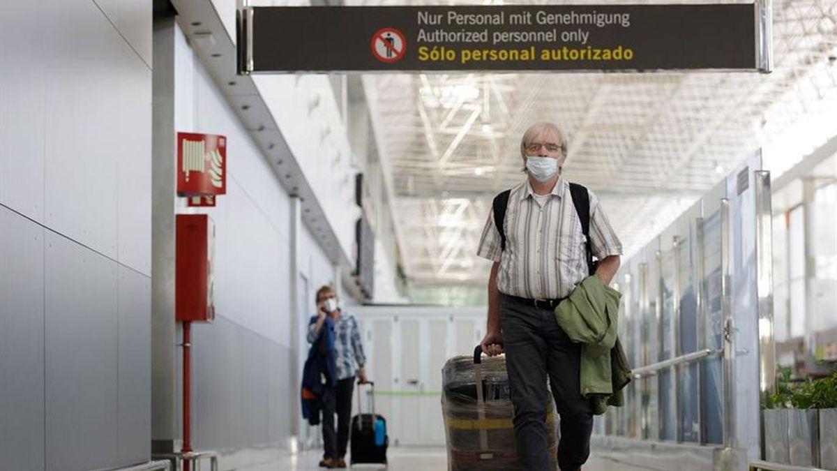 Europa pone a España en cuarentena: casi todo el territorio Schengen recomienda no venir