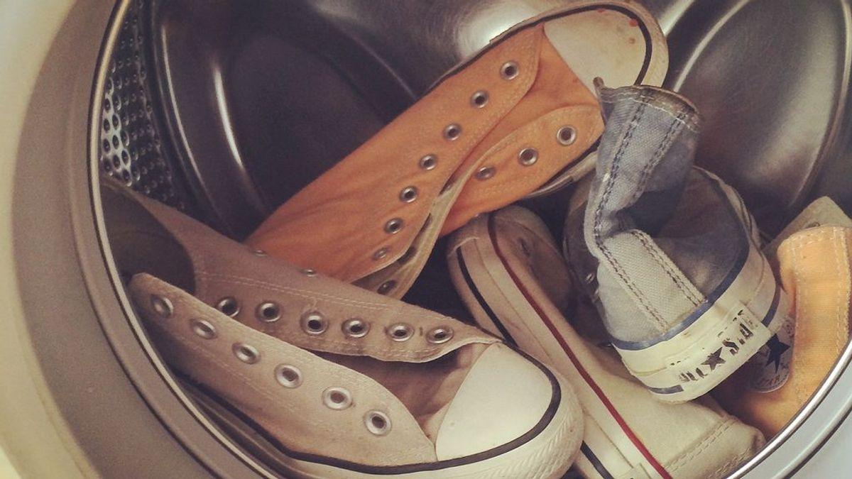 Cómo se pueden lavar zapatillas en la lavadora sin dañarlas