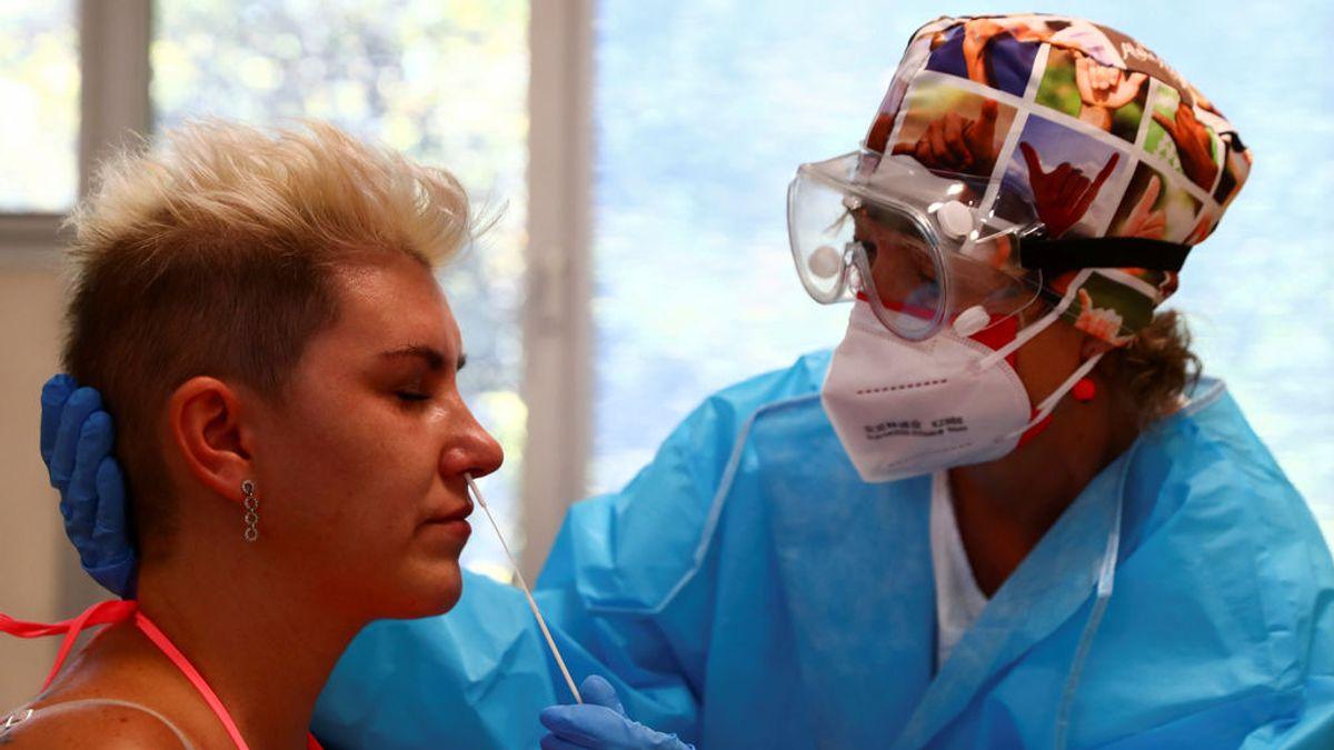 Salud hará test masivos en Santa Coloma y Vilafranca a partir del lunes