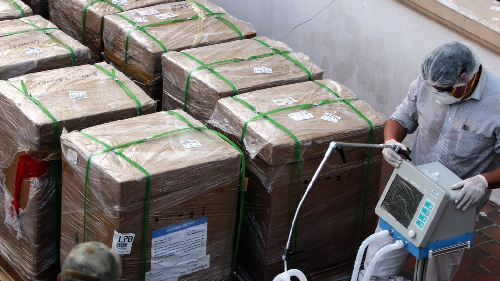 Bolivia saca a licitación la compra de respiradores tras caso de corrupción