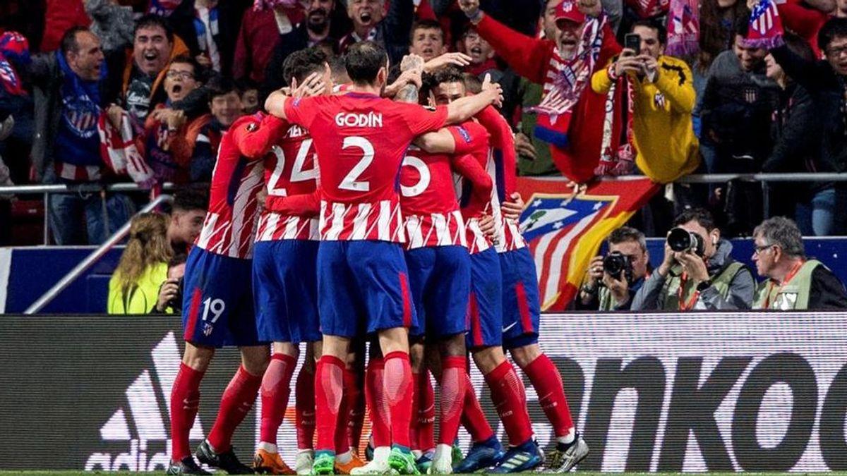 El Atlético anuncia dos positivos por coronavirus:  su plan para la Champions, en el aire