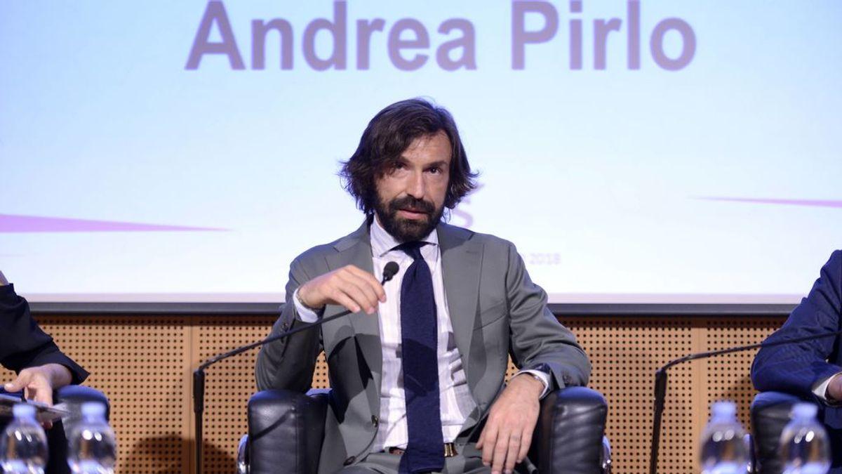 Andrea Pirlo es anunciado como nuevo entrenador del a Juventus: Sarri fue despedido tras caer eliminado de Champions