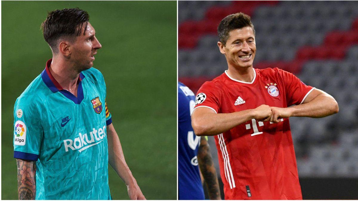 El siguiente reto del Barça: superar al mejor Bayern de Munich y parar la racha goleadora de Lewandowski