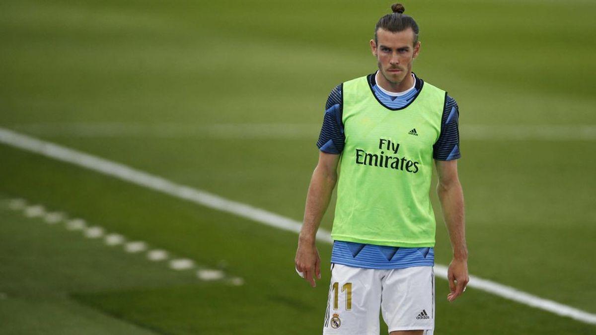 Bale le echa un pulso al Real Madrid: quiere quedarse para vengar el bloqueo de su salida a la liga China
