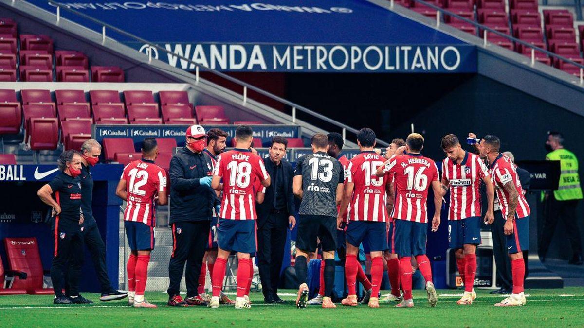 Ultimo Hora: El Atlético de Madrid notifica que hay dos positivos de coronavirus en club