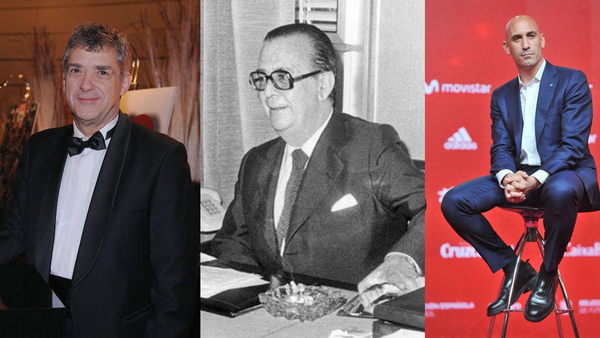 Quiénes han estado al frente de la RFEF: todos los presidentes