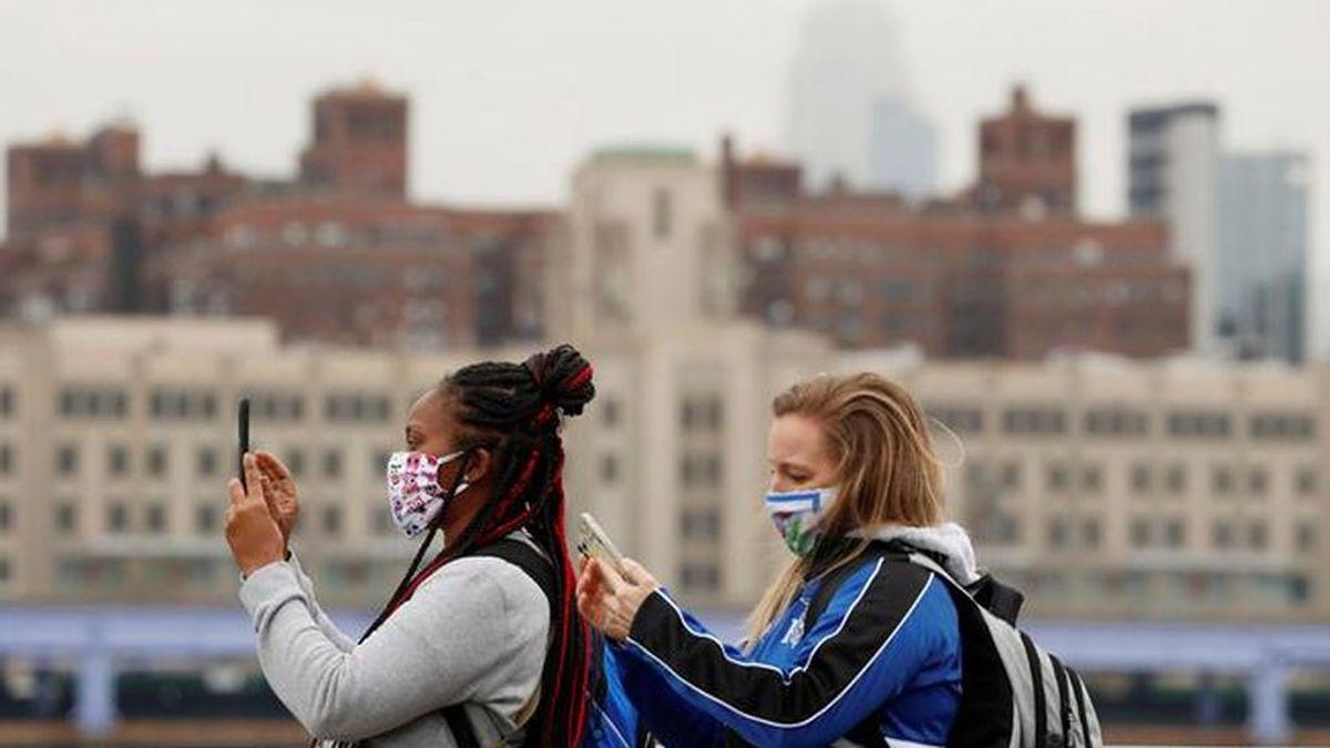 El coronavirus sigue desatado en Estados Unidos: superan ya los cinco millones de contagios