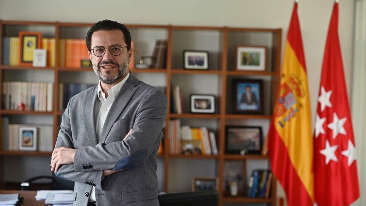 Madrid no ve un riesgo de colapso del sistema sanitario como en marzo