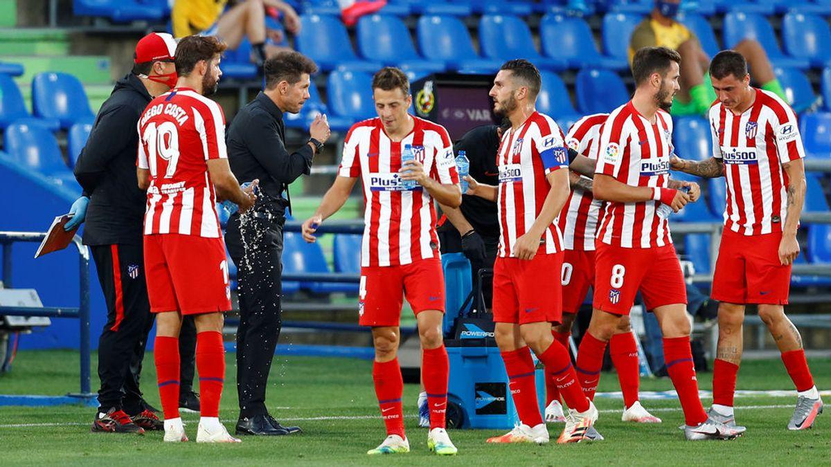 El Atlético de Madrid comunica dos positivos por COVID-19