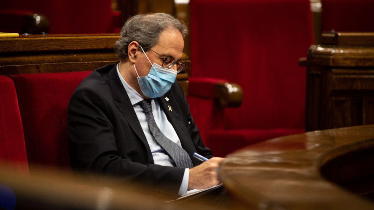 El independentismo y su tira y afloja con los servicios jurídicos del Parlament