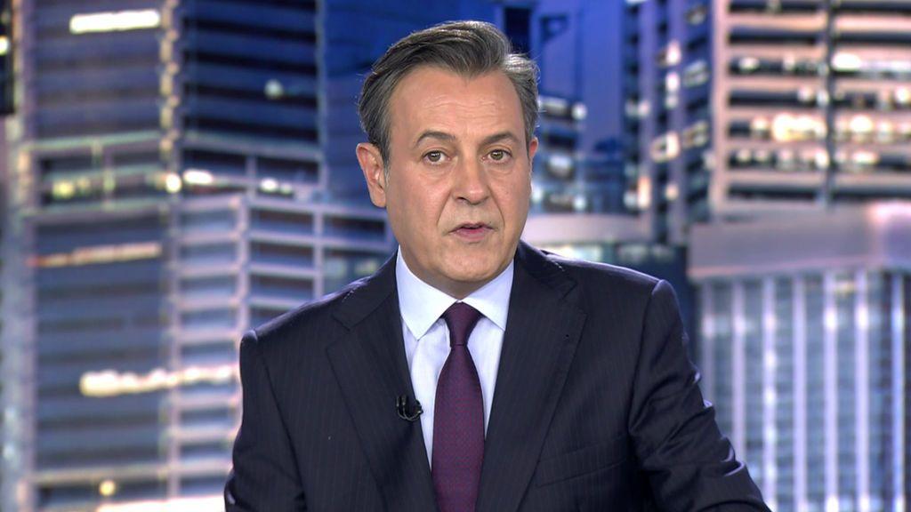 Con José Ribagorda Informativos Telecinco 2020 Noche 09/08/2020