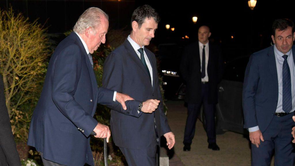 """Marlaska, sobre la seguridad de Juan Carlos I: """"Evidentemente concierne al Estado español"""""""