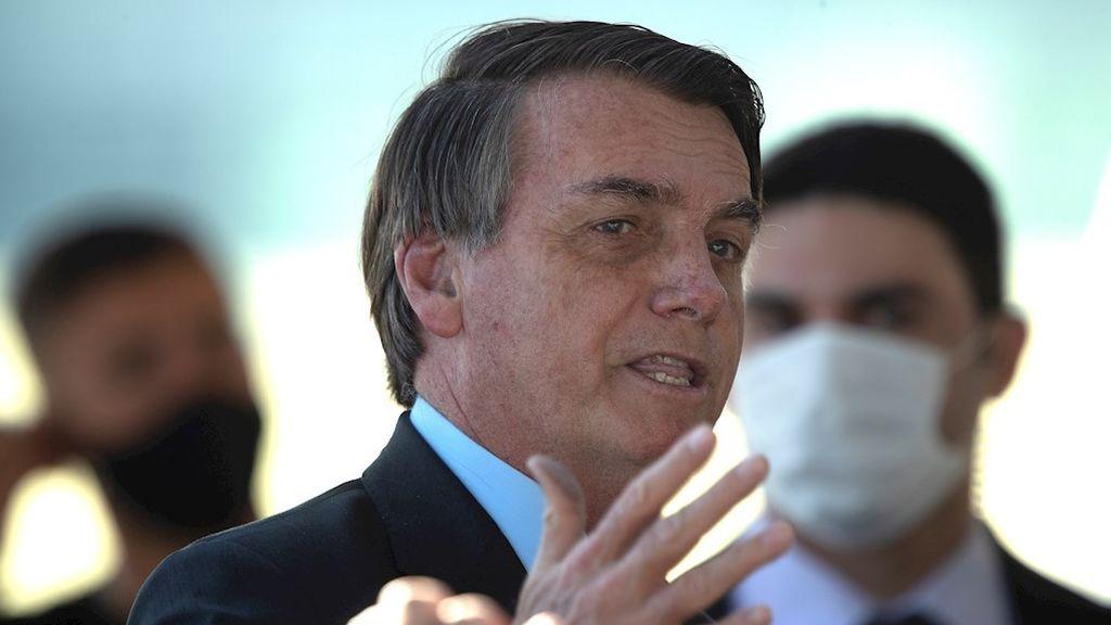 Última hora del coronavirus: Bolsonaro culpa al confinamiento por la pandemia de COVID-19 de