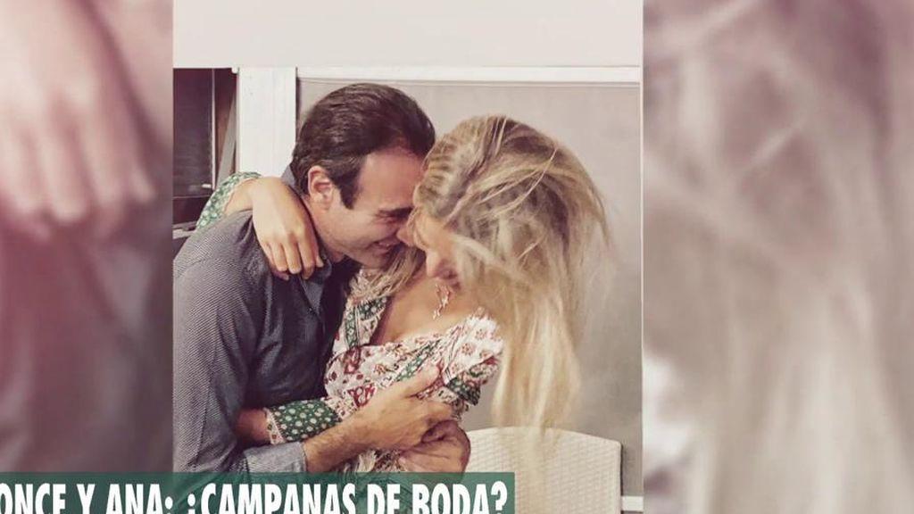 En junio de 2021 y tras mudarse juntos: Los detalles de la boda de Enrique Ponce y Ana Soria